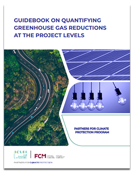 Guide: quantifying GHG reductions